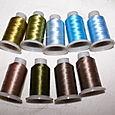 6.  Threads used